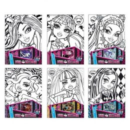Podobrazie Starpak Monster High 225 mm x 300 mm (276611)