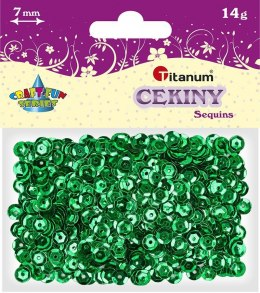Cekiny Titanum Craft-fun Craft-Fun Series okrągłe (CM6GR)