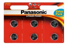 Bateria Panasonic 2032 CR2032