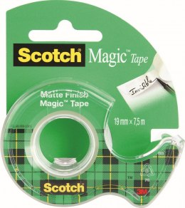Taśma biurowa Scotch Magic 19 mm 7,5 m (890)