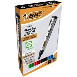 Marker permanentny Bic Marking 2300 komplet 4 szt, mix 3,7-5,5 mm (8209222)